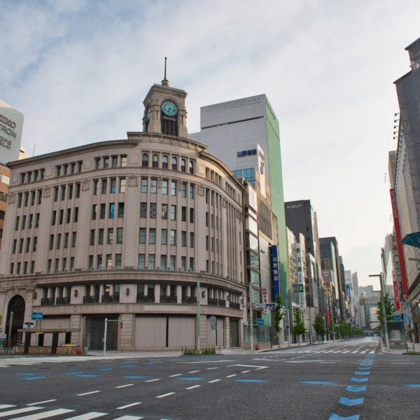 東京ロックダウン