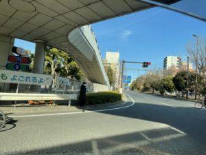 六郷大橋方面2