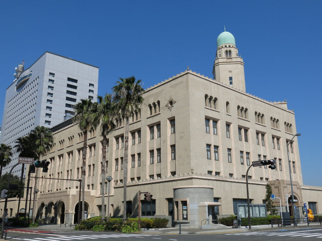 横浜税関本関庁舎(クイーンの塔)