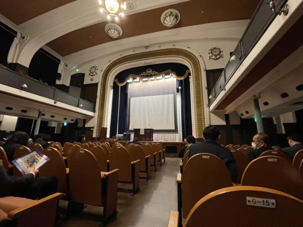 横浜市開港記念会館 講堂2