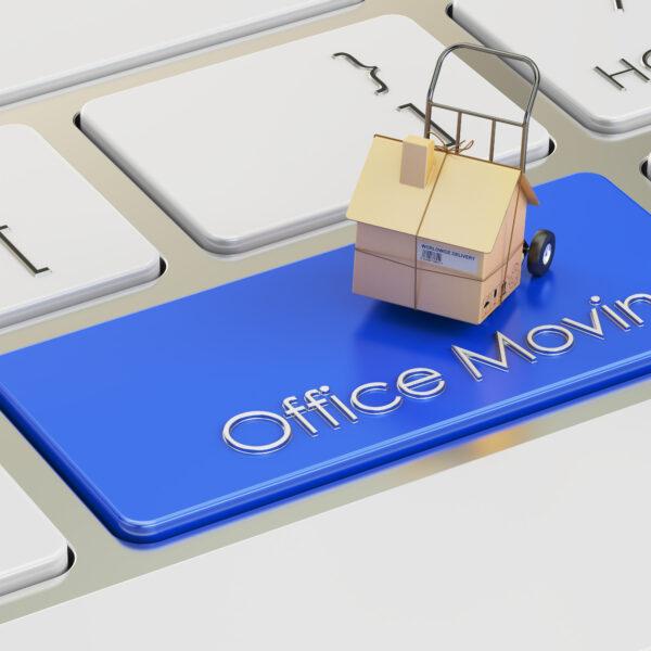 事務所移転